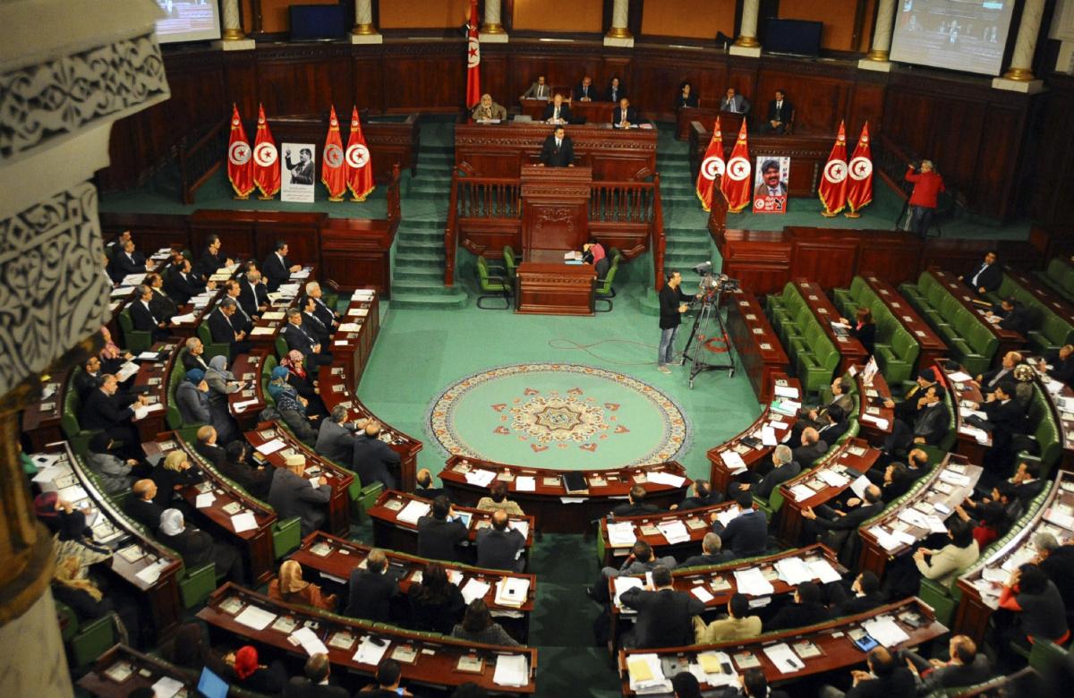 "Photo of البرلمان التونسي يرفض تصنيف ""الإخوان"" منظمة إرهابية"