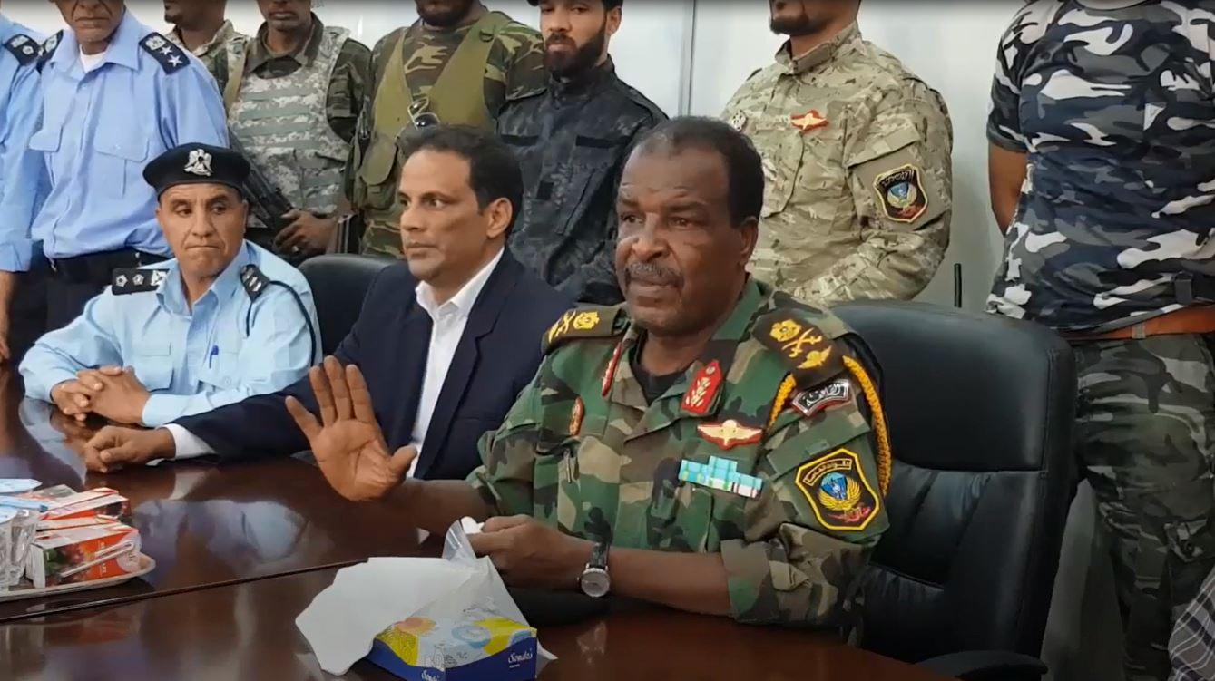 """Photo of بوخمادة في أجدابيا بعد جدل """"فيديو بونوارة"""""""
