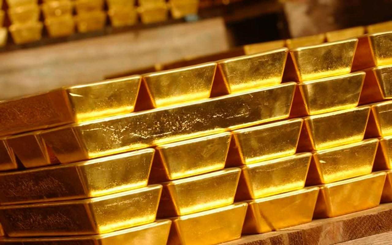 صورة للذهب
