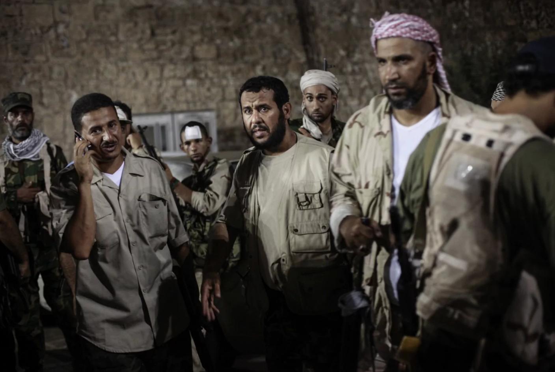 صورة الواشنطن بوست : مقاتلو تنظيم القاعدة السابقون يحكمون ليبيا
