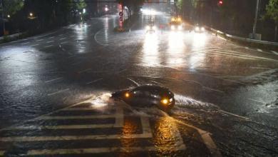 أمطار غزيرة في بلغاريا