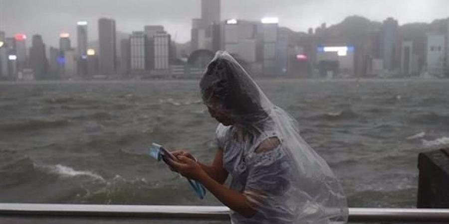 الإعصار خانون