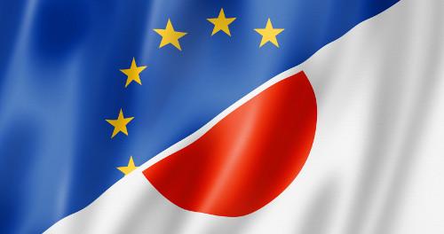 الاتحاد الأوروبي واليابان
