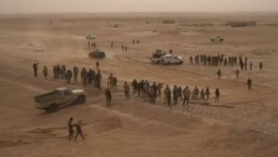 الجيش العراقي يستعد للسيطرة على معبر حدودي بين كردستان وسوريا