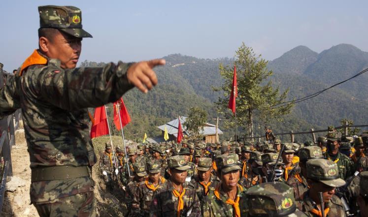 """صورة بعد رفضها تحقيقا دوليّا.. """"ميانمار"""" تحقق في ممارسات """"جنودها"""""""