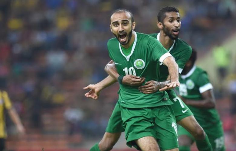 المنتخب العربي السعودي