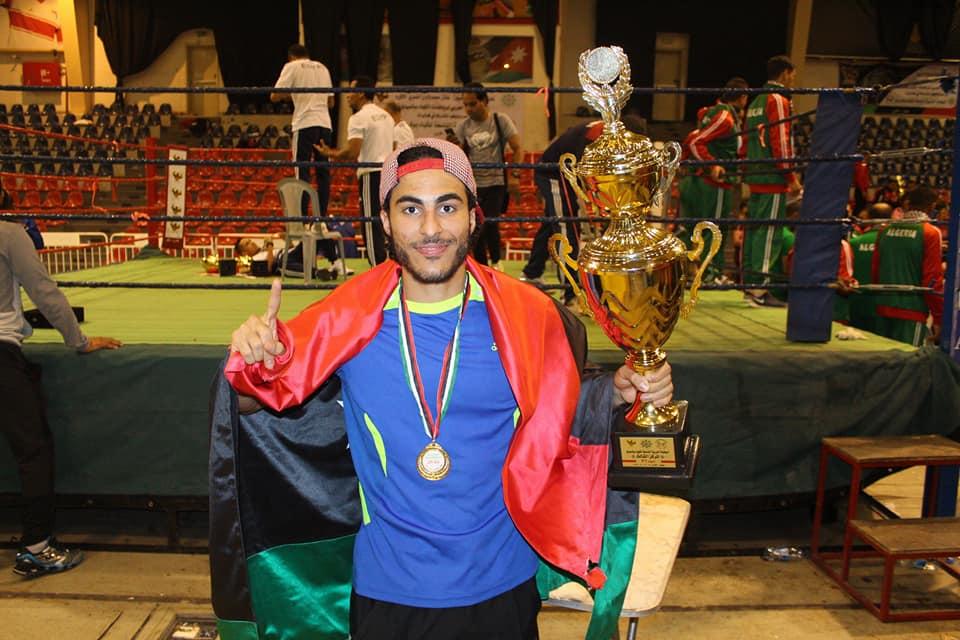 المنتخب الوطني ثالث العرب في الكيك بوكسنغ