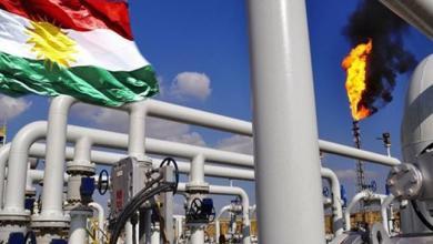 """صورة استئناف تدفق النفط الكردي إلى """"تركيا"""" بعد توقف"""