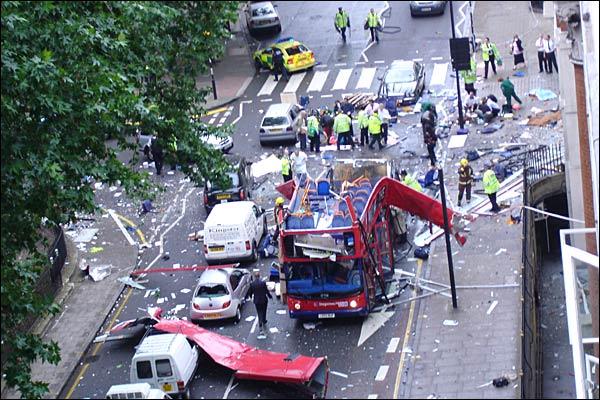 تفجيرات لندن