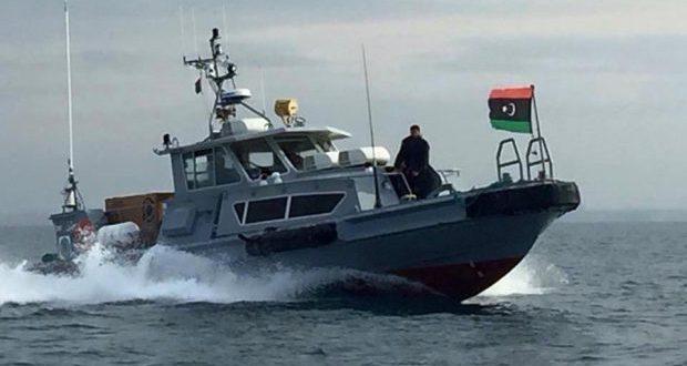 صورة استهجان إيطالي لسيادة ليبيا على مياهها الإقليمية