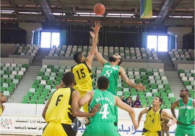دوري كرة السلة