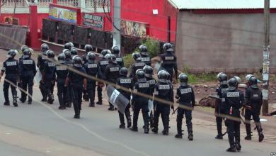 شرطة الكاميرون