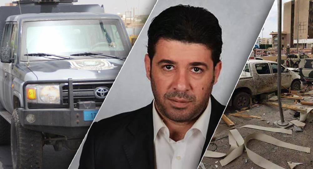 مدير الإعلام السابق لعمليات البنيان المرصوص،أحمد الروياتي