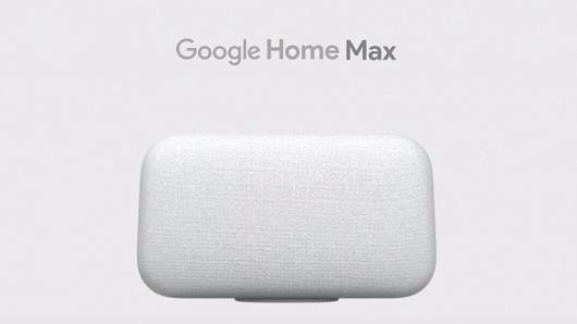 غوغل هوم ماكس