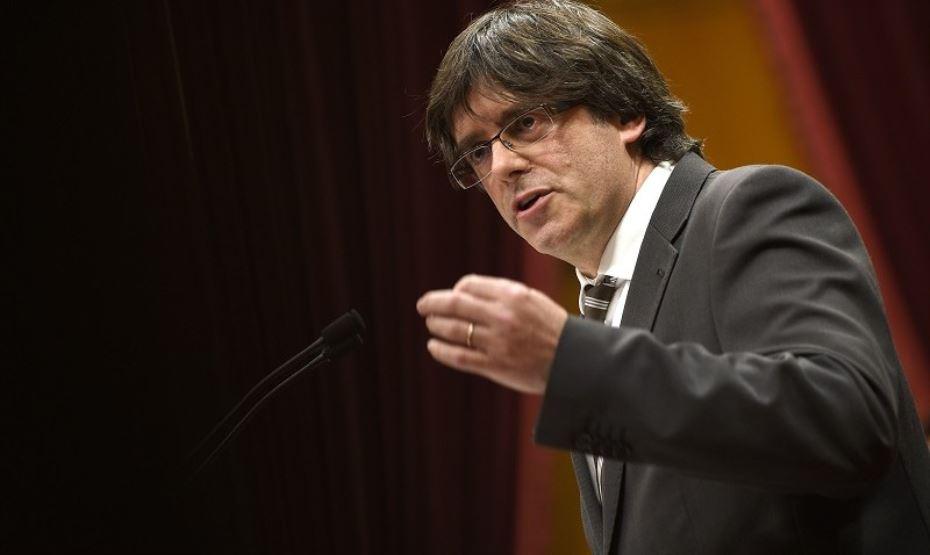 Photo of زعيم كتالونيا يؤيد الوساطة لحل أزمة الإقليم