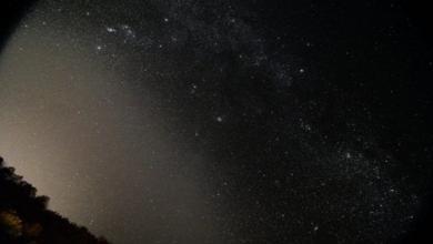 صورة علماء فضاء يرصدون أول كويكب قادم من خارج النظام الشمسي