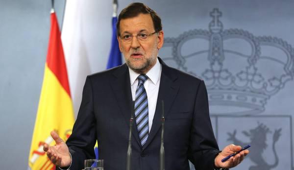 صورة راخوي: إسبانيا لن تقسّم وسنحافظ على الوحدة الوطنية