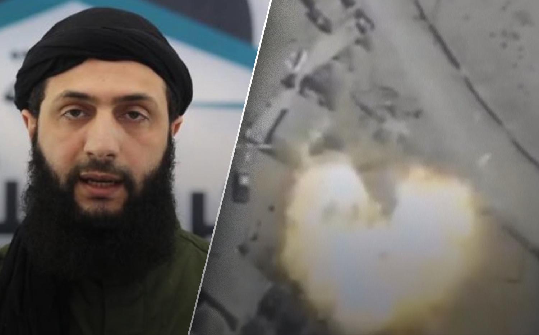 موسكو تستهدف الجولاني في غارة جوية على إدلب في سوريا
