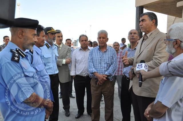 وكيل داخلية الوفاق يطلب حلحلة مشاكل ميناء طرابلس