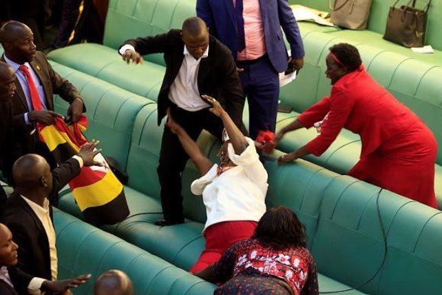 النواب الأوغنديين