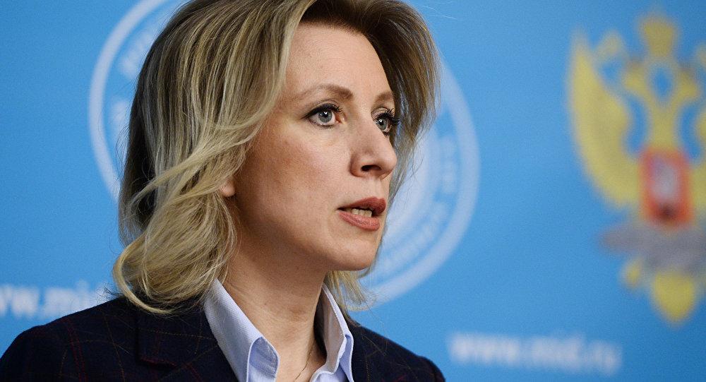 ماريا زخاروفا