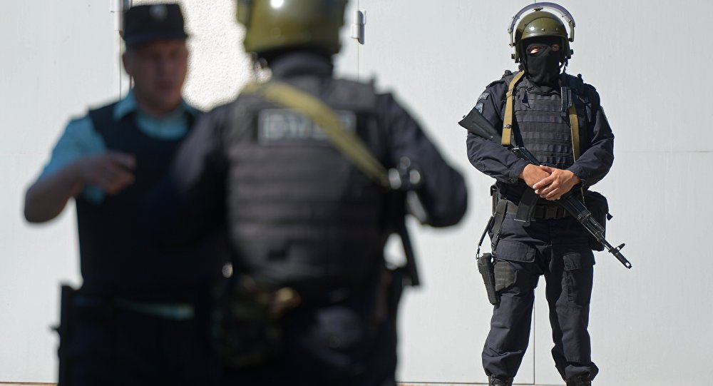 جهاز الأمن الروسي