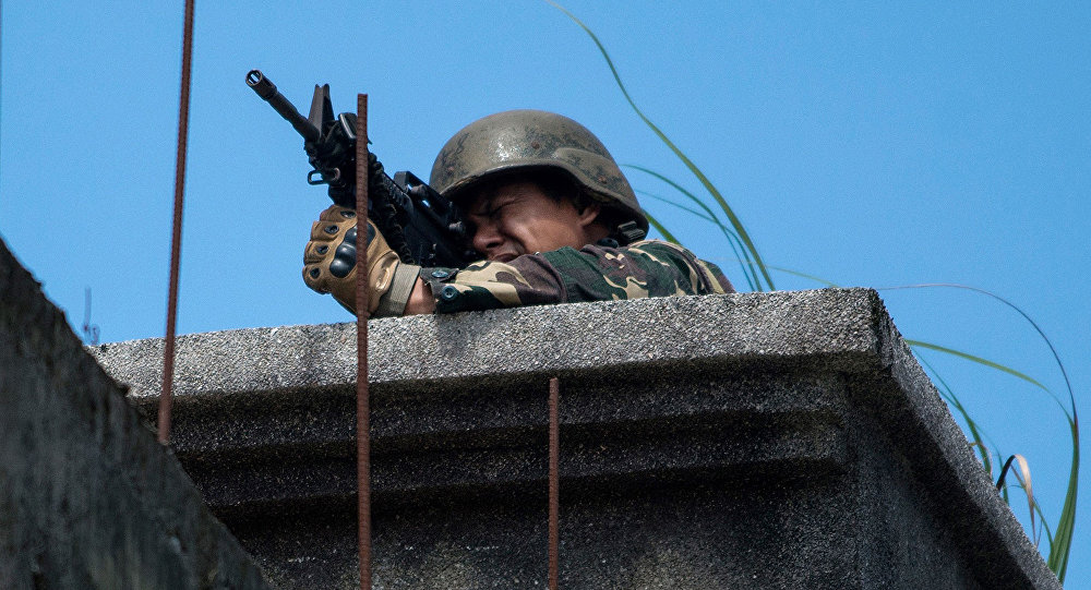 """انتهاء القتال في """"ماراوي"""" الفلبينية بين الجيش و""""داعش"""""""