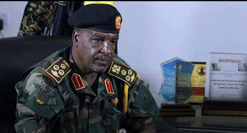 آمر القوات الخاصة الصاعقة اللواء ونيس بوخمادة