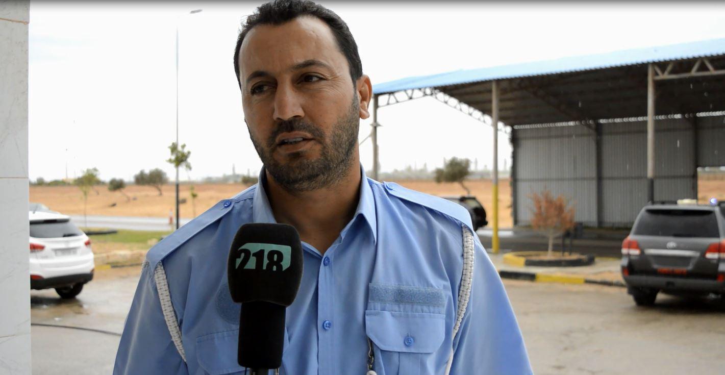 الكتيبة 105 التابعة لرئاسة الأركان بحكومة الوفاق