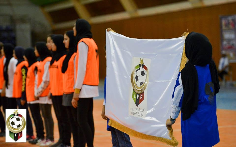 المنتخب الليبي لكرة القدم للسيدات