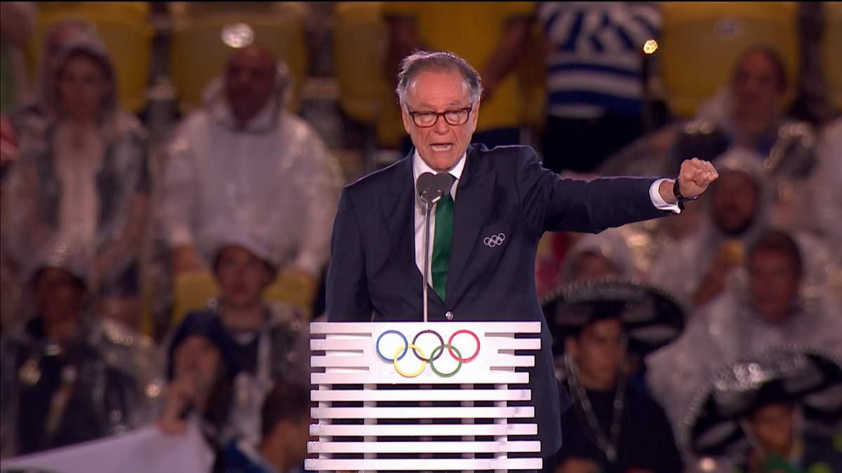 رئيس السابق للجنة الأولمبية البرازيلية كارلوس نوزمان