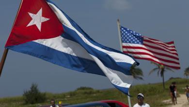 أميركا و كوبا
