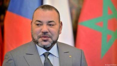 """الملك المغربي """"محمد السادس"""""""