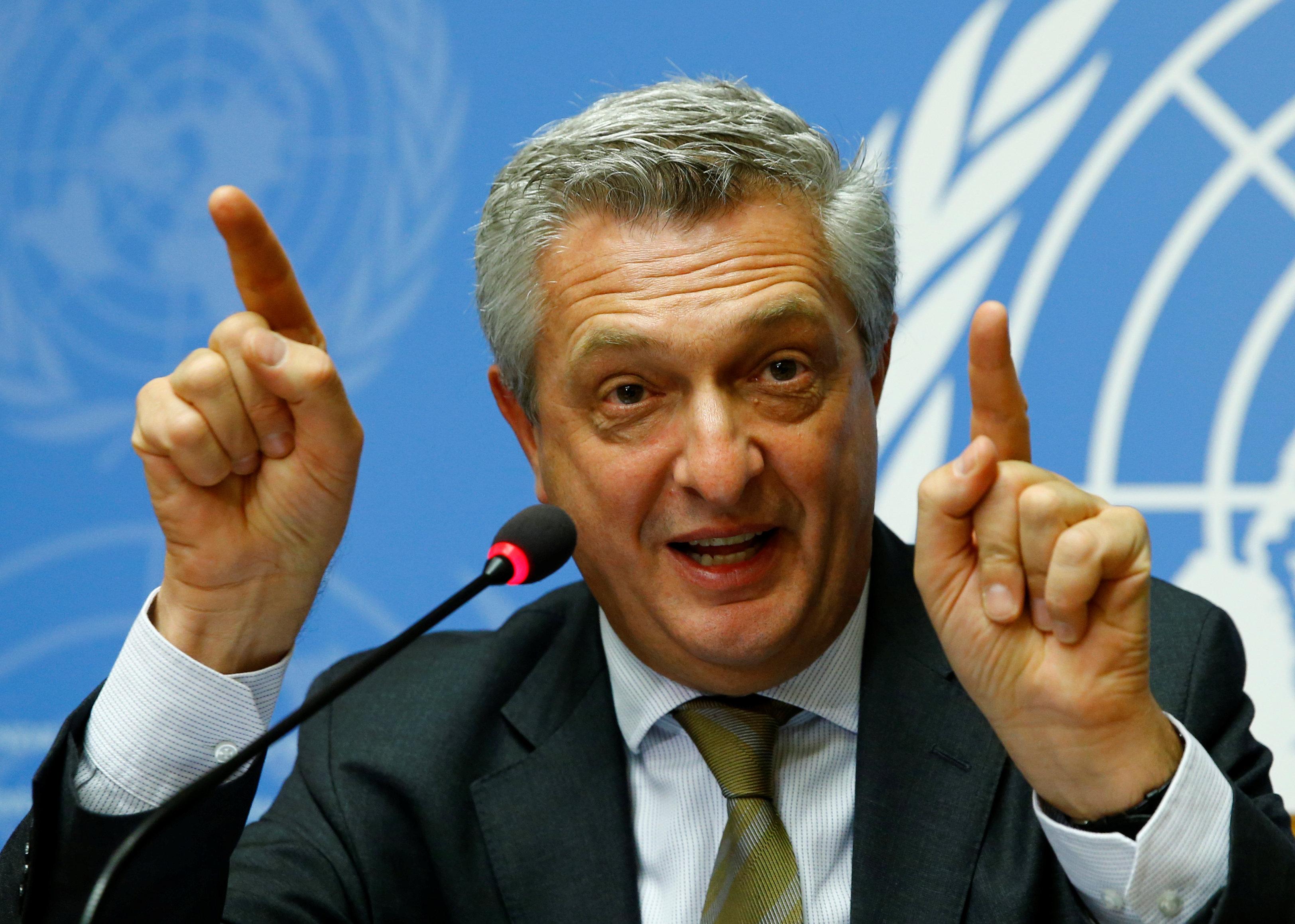 """Photo of """"الأمم المتحدة"""": """"مليونا إنسان"""" أصبحوا لاجئين هذا العام"""