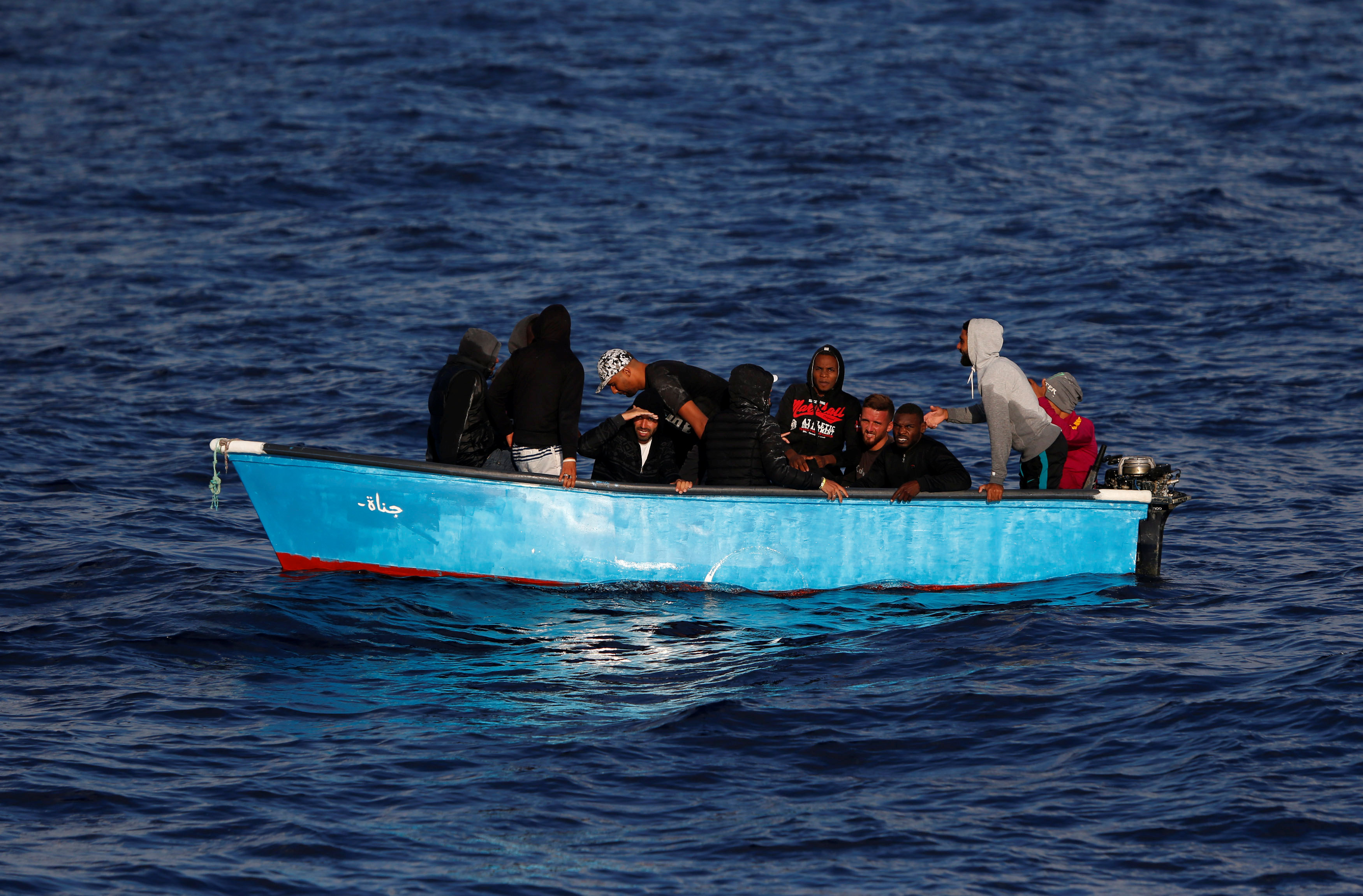 "Photo of إيطاليا تطرد مهاجرين ""على الورق فقط"""