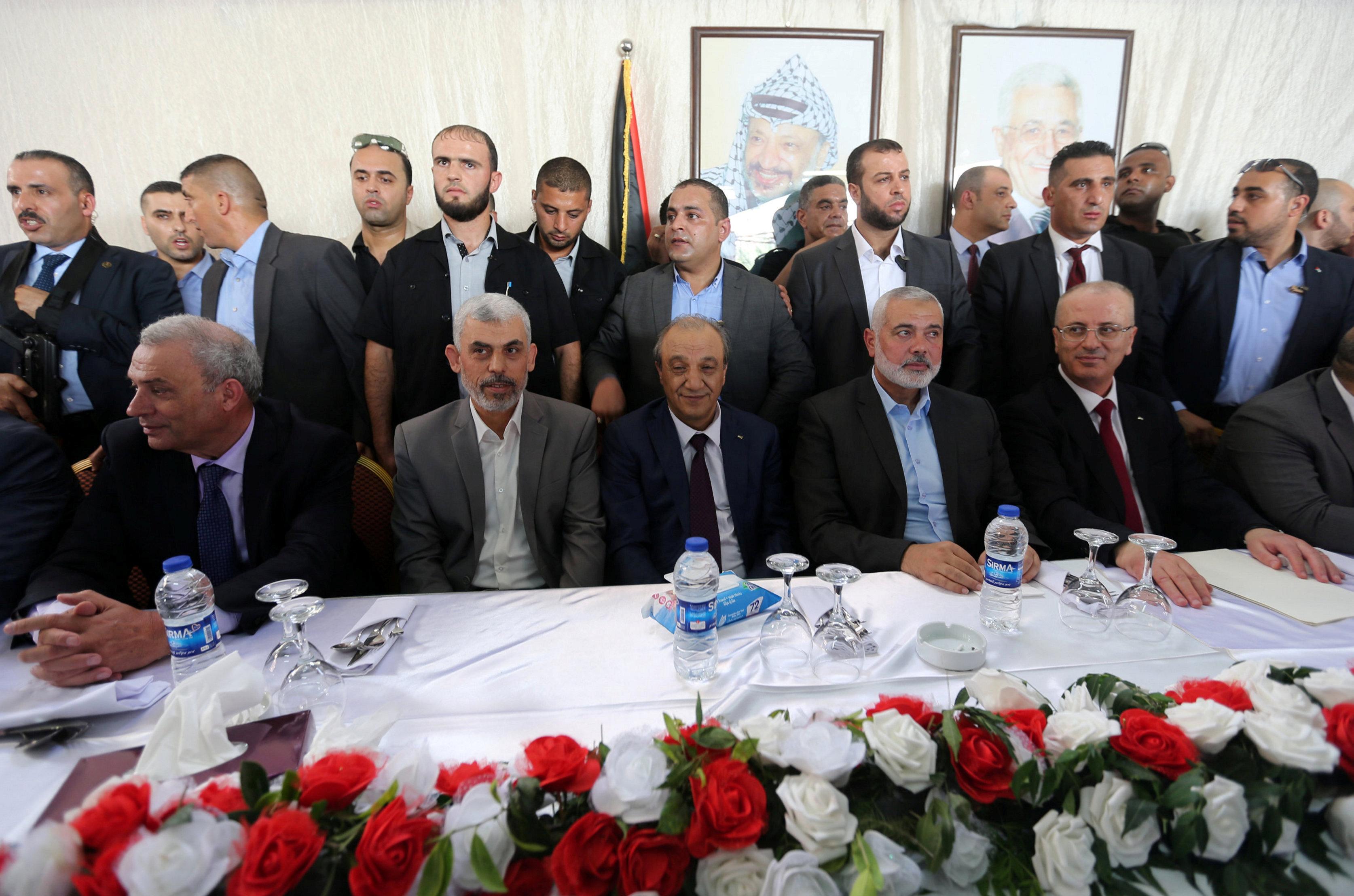 الحكومة الفلسطينية