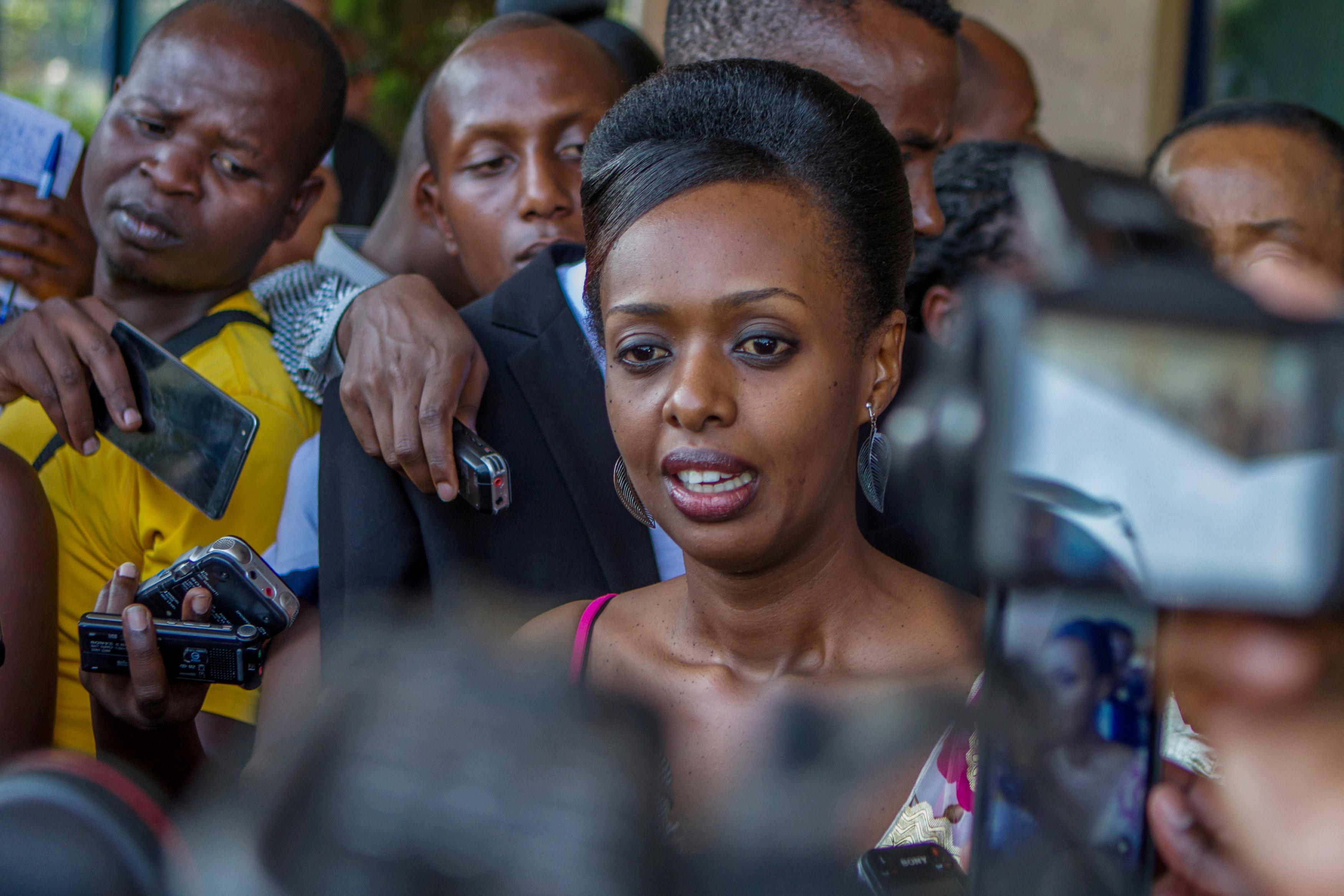 صورة رواندا تتهم معارضة للرئيس بالتحريض على التمرد