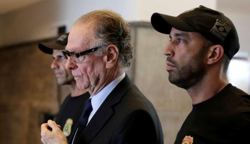 كارلوس نوزمان رئيس اللجنة الأولمبية البرازيلية