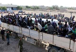 المهاجرين في صبراتة