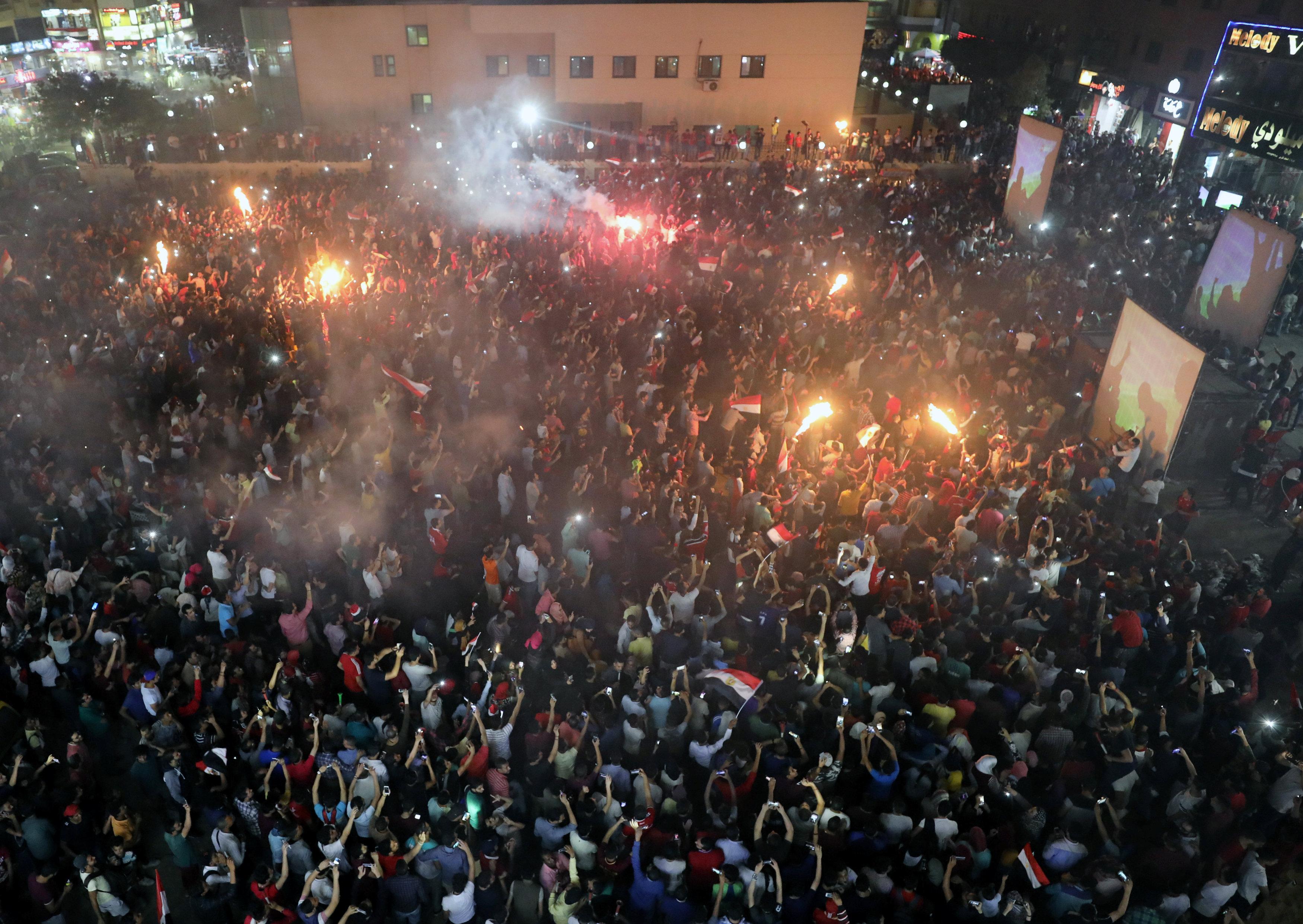 Photo of بعد مباراة درامية .. مصر للمونديال