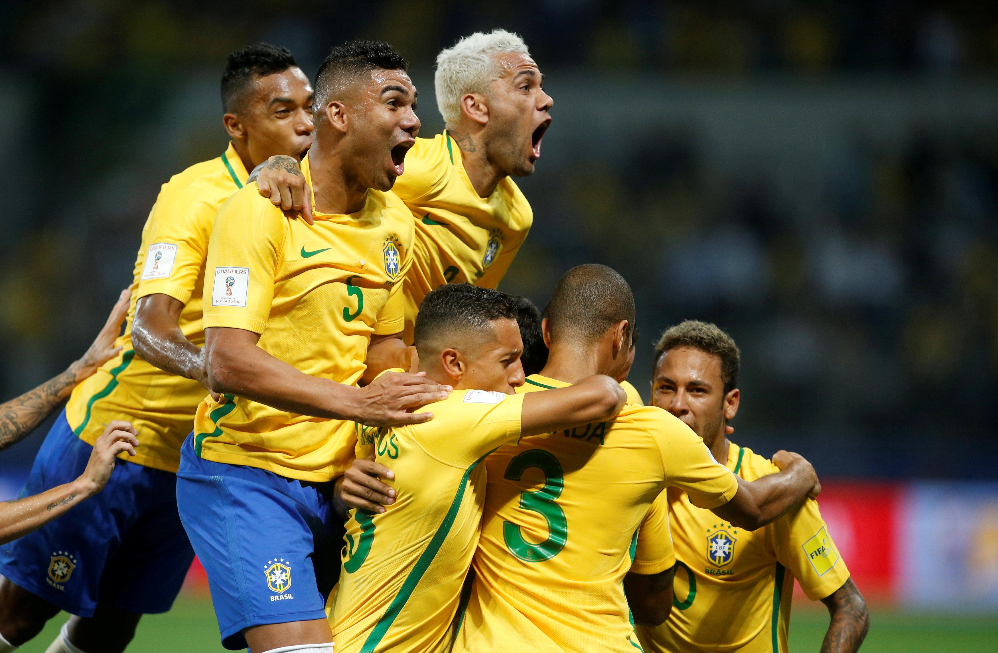 Photo of البرازيل تقضي على أحلام البطل