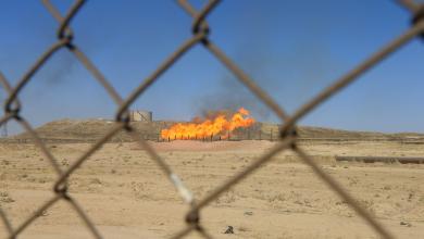 النفط بإقليم كردستان