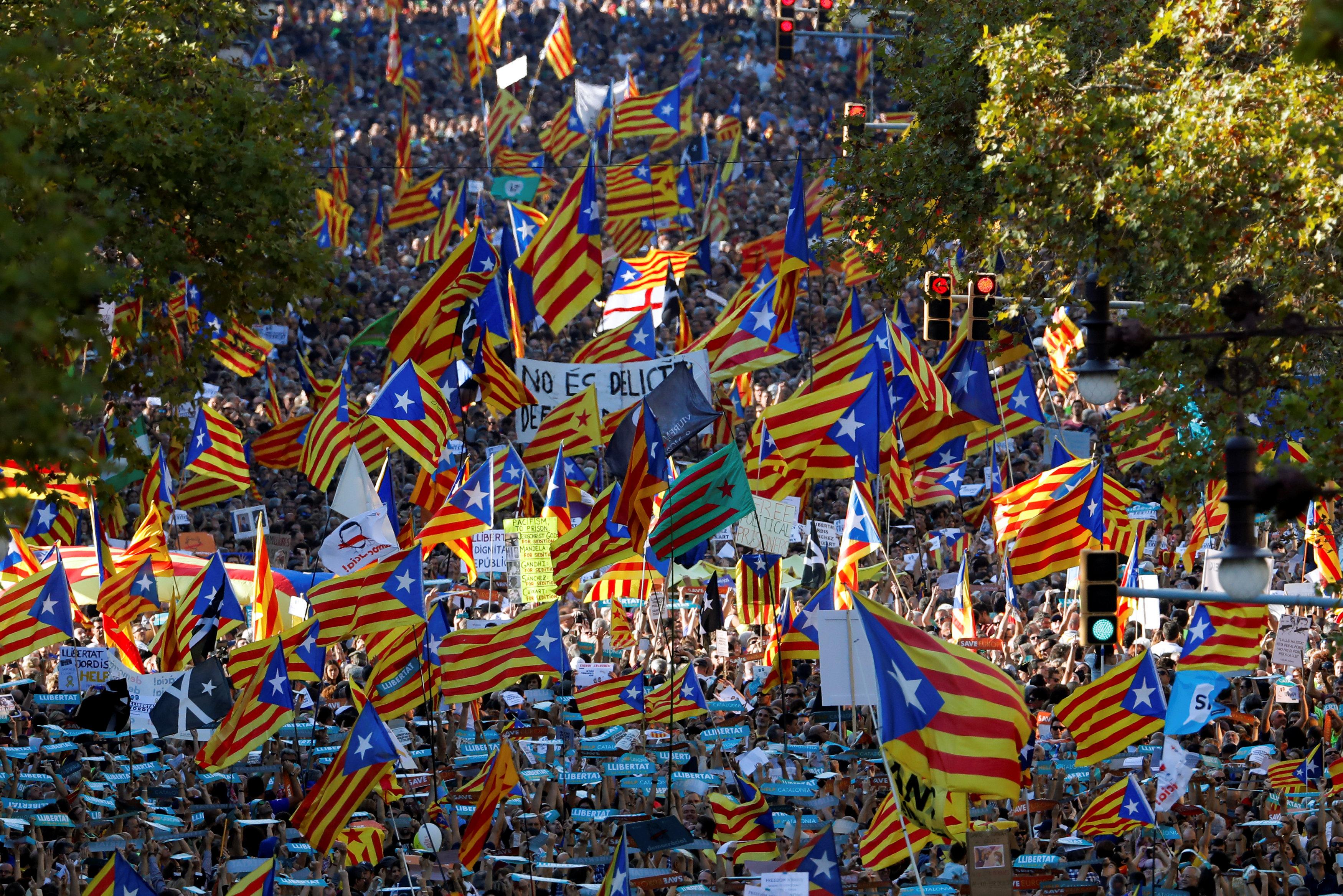 الإقليم الكتالوني