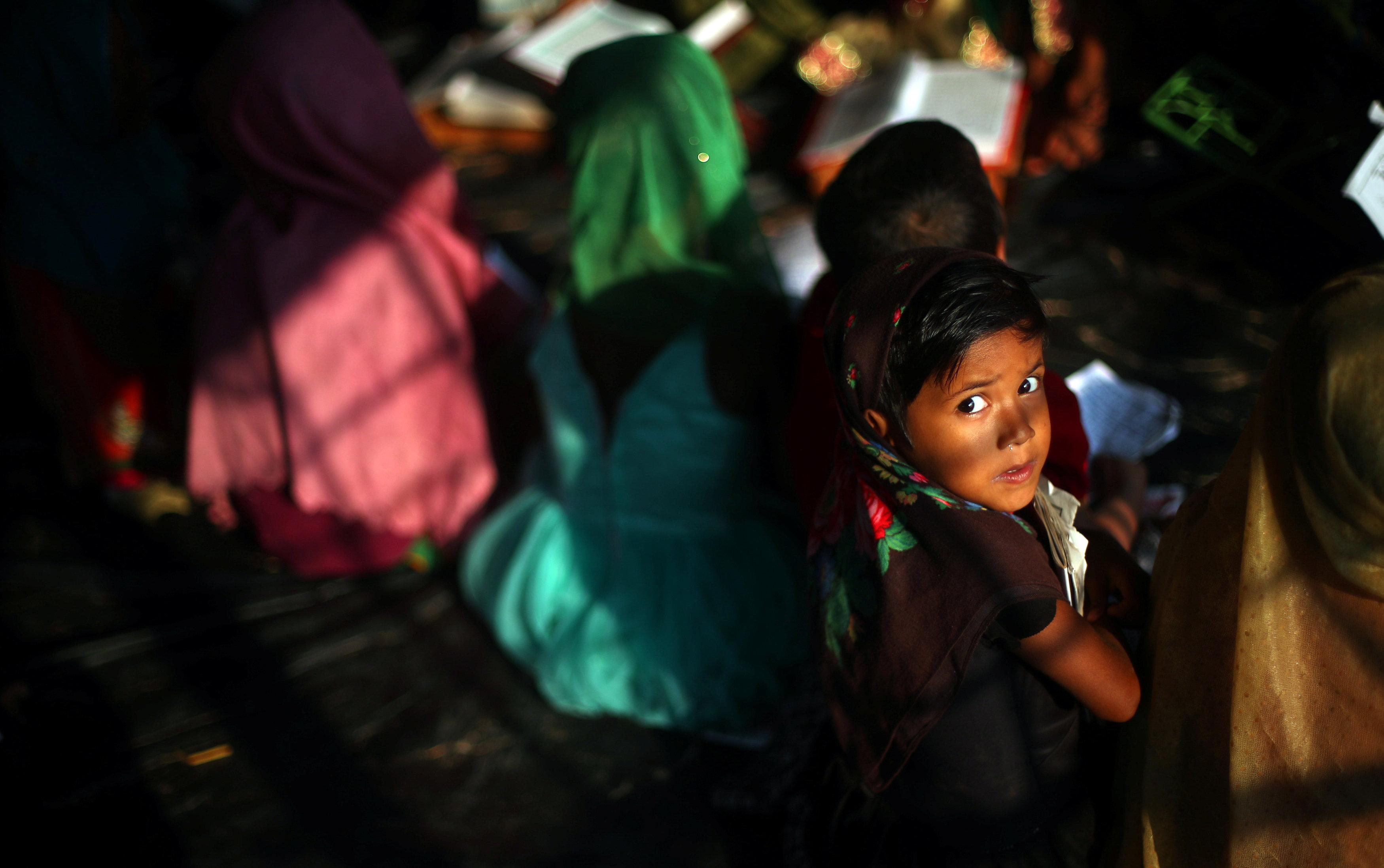 لاجئين الروهينغا
