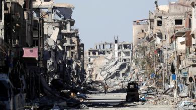 صورة مجموعة مراقبة: الجيش السوري وحلفاؤه في اشتباكات عنيفة مع داعش