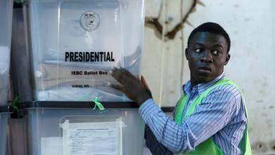 انتخابات بكينيا