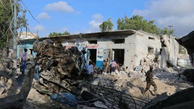 تفجير بالعاصمة الصومالية