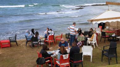 صورة مقاهي العائلات .. متنفس للمرأة الليبية