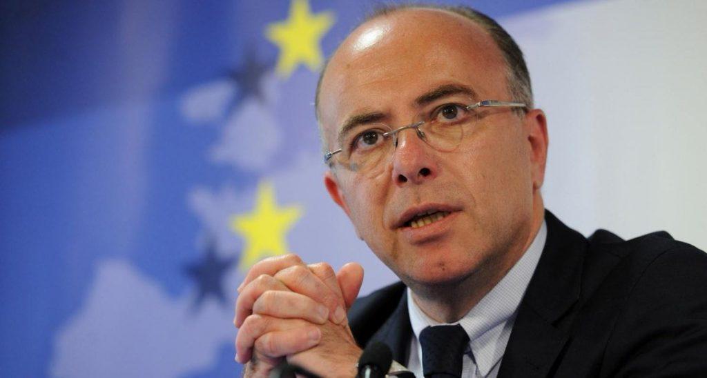 وزير الداخلية الفرنسي