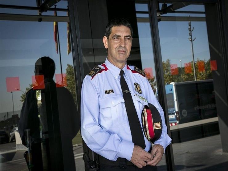 جوسيب لويس ترابيرو رئيس شرطة كتالونيا